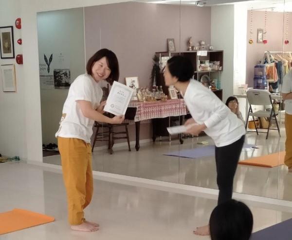 SBGインドヨガ短期集中講座 感想①